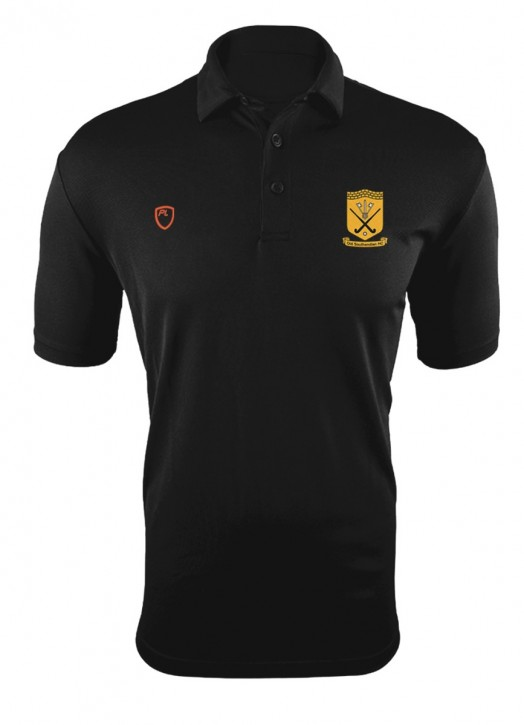 Women's Clubhouse Polo Black