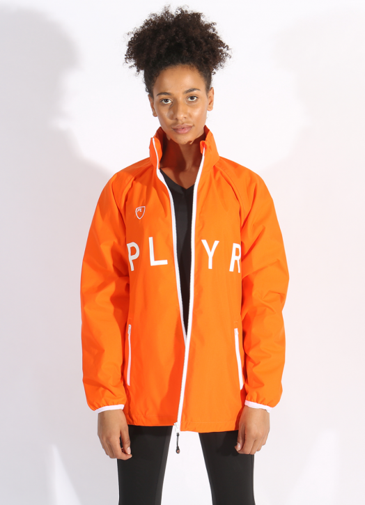 Women's WeatherLayer Jacket Orange