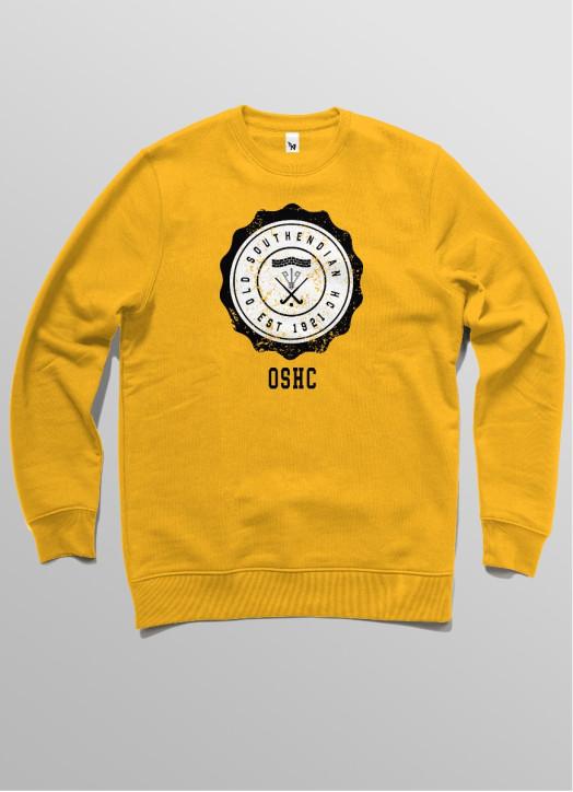Unisex Sweatshirt Gold