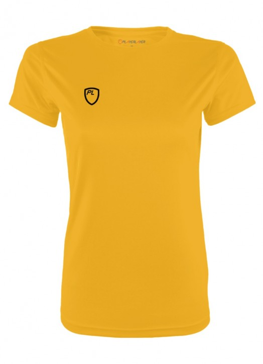 Women's VictoryLayer Tee Gold