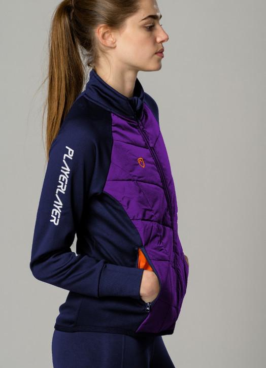 Women's NitroLayer Purple
