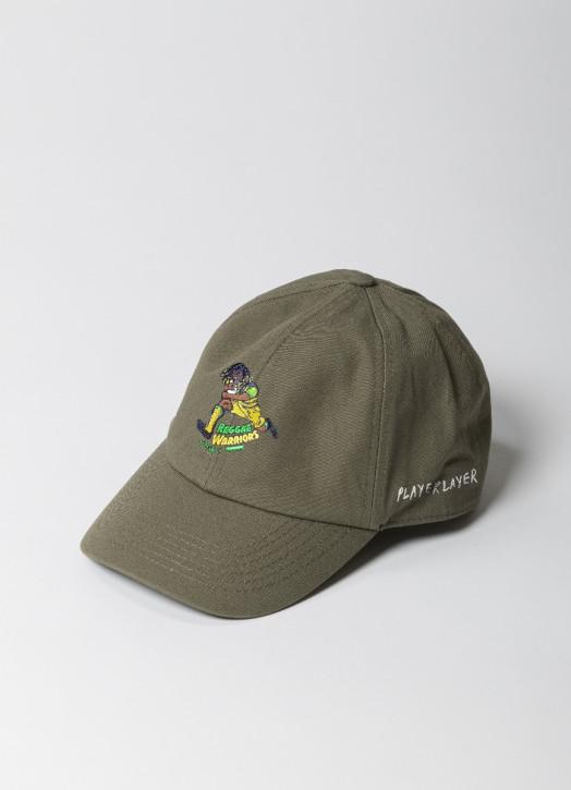 EcoLayer Cap - Organic Cotton Khaki