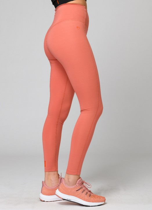 EcoLayer Leggings Coral