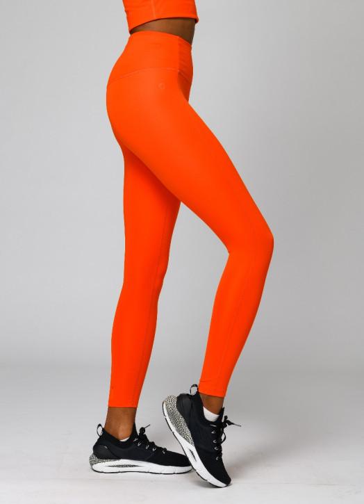 EcoLayer Leggings Orange