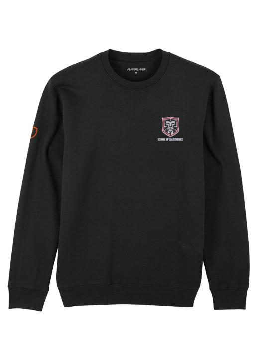 Unisex EcoLayer Sweatshirt Black
