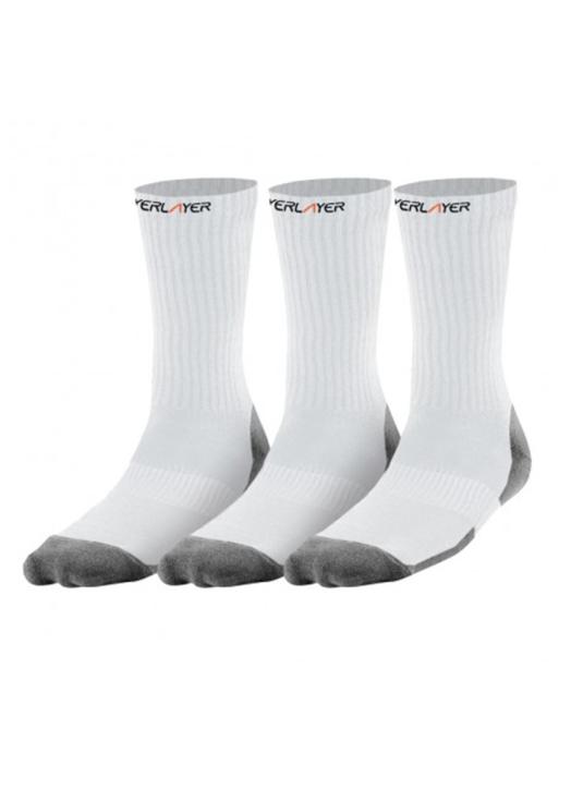 Junior Sport Sock White
