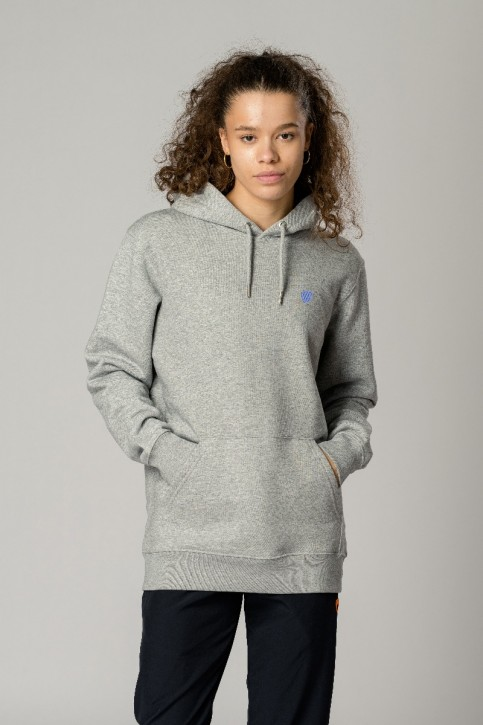 Women's EcoLayer Hoodie Grey Marle