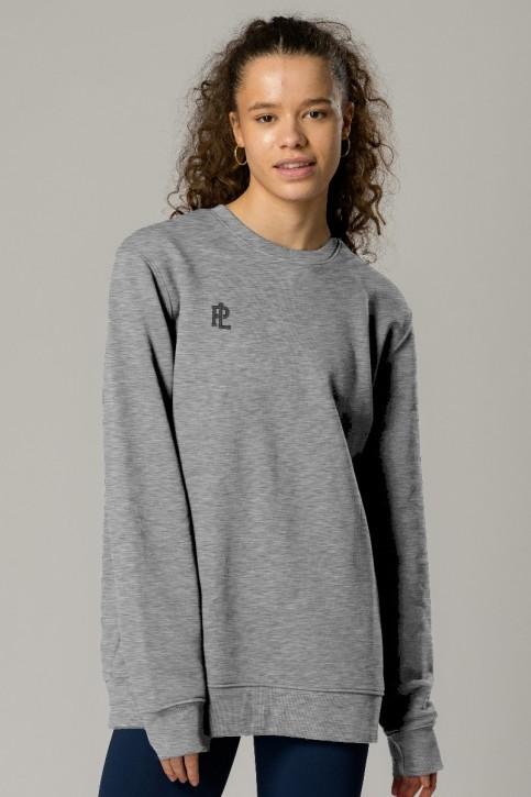 EcoLayer Sweatshirt Grey Marle