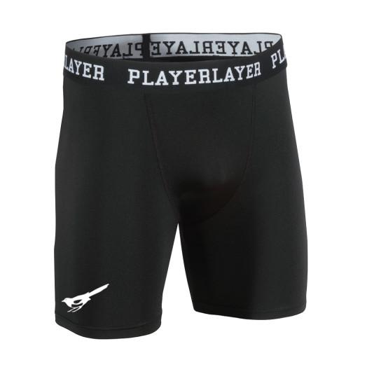 Men's BaseLayer Shorts Black
