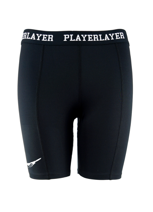Girls' BaseLayer Shorts Black