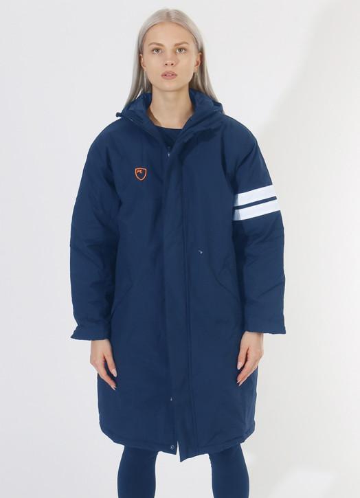 Bench Coat Navy Blue