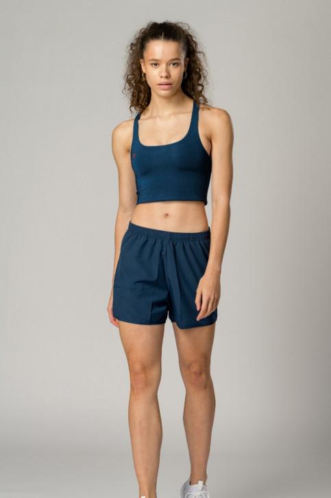 Women's Blitz Field Shorts Navy Blue