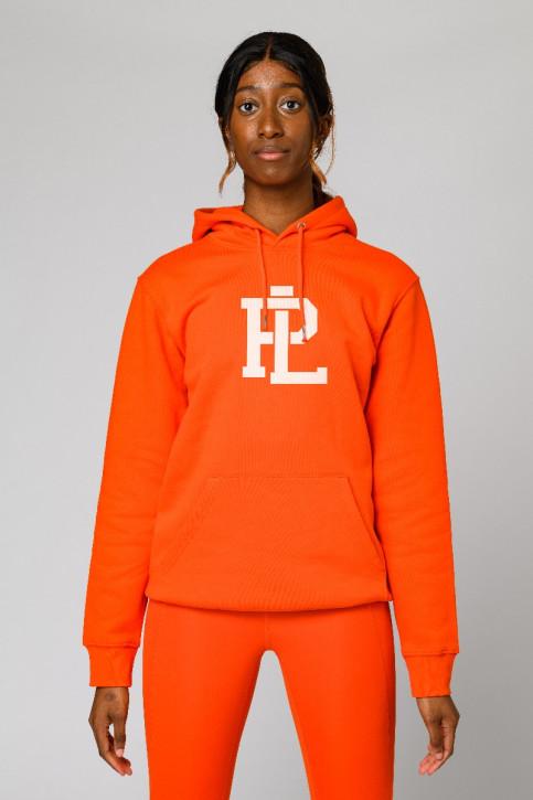 EcoLayer Hoodie Orange