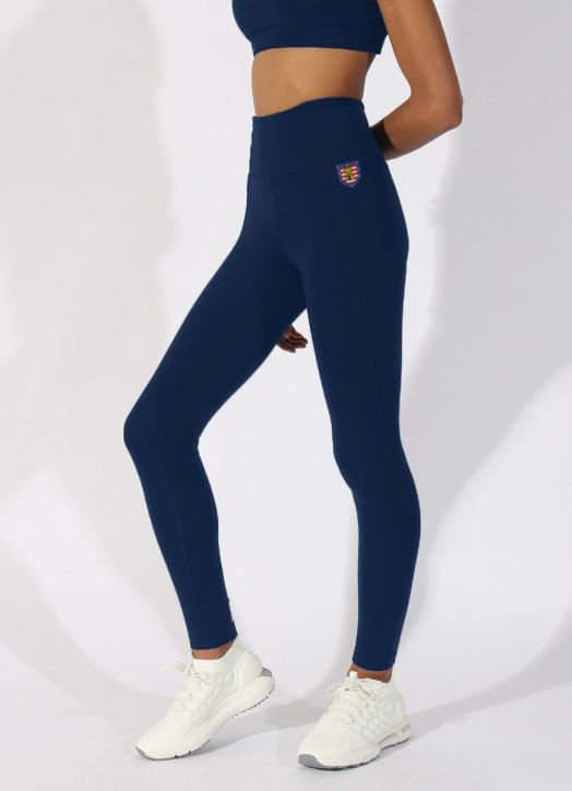Women's EcoLayer Leggings Navy Blue