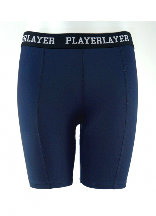 Girls' BaseLayer Shorts Navy Blue