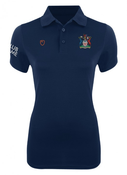 Women's VictoryLayer Polo Navy Blue