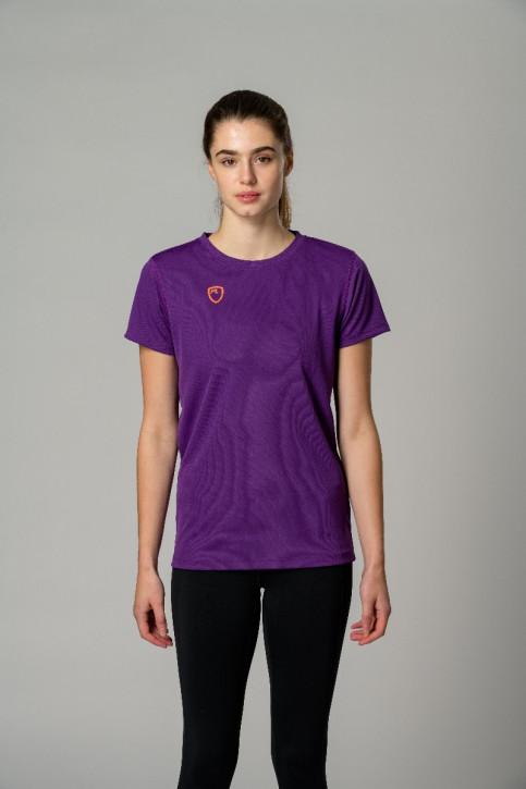 Women's Victorylayer Tee Purple