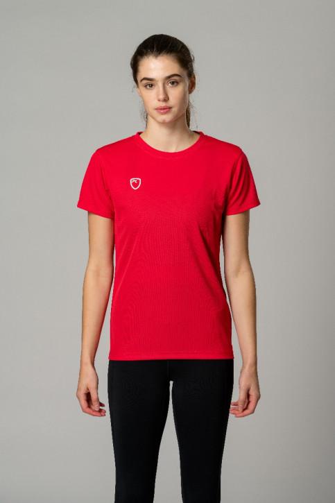 Women's VictoryLayer Tee Scarlet Red