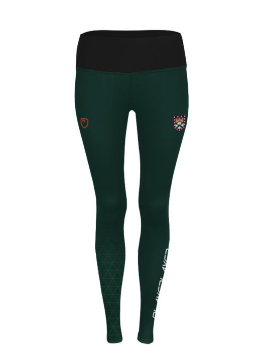 Women's VS Leggings Forest Green