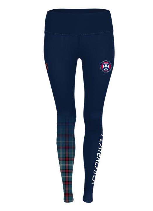 Women's VS Leggings Navy Blue