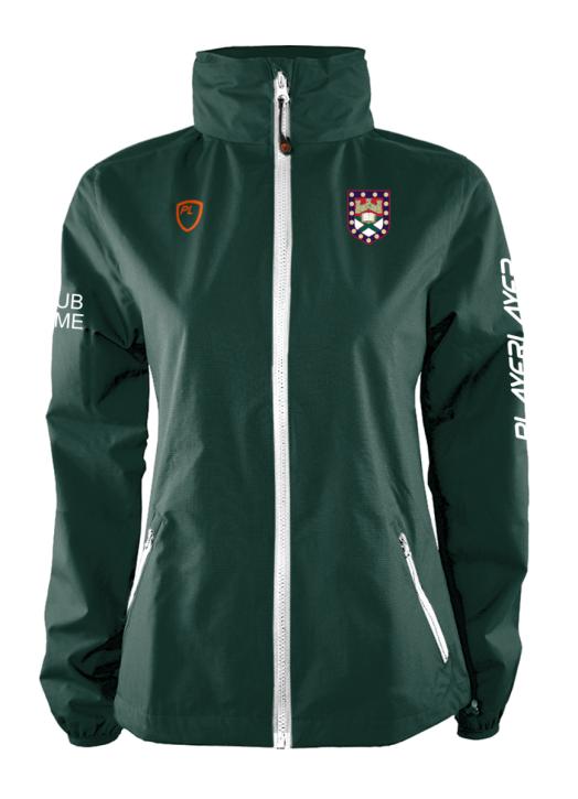 Women's WeatherLayer Jacket Forest Green