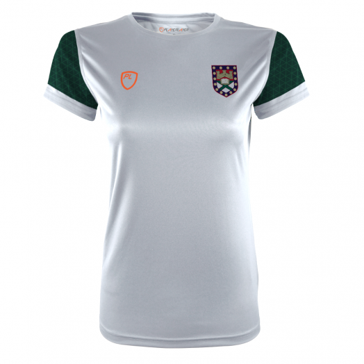 Women's VictoryLayer Tee Sublimate White
