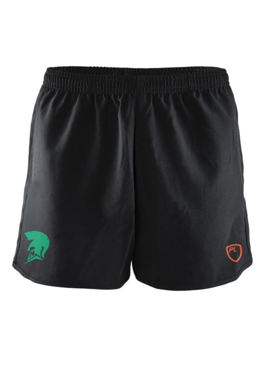 Women's Blitz Field Shorts Pockets Black