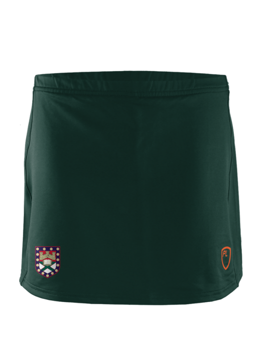 Women's PL Skort Forest Green