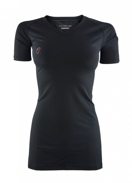 Women's FitLayer Tee Black