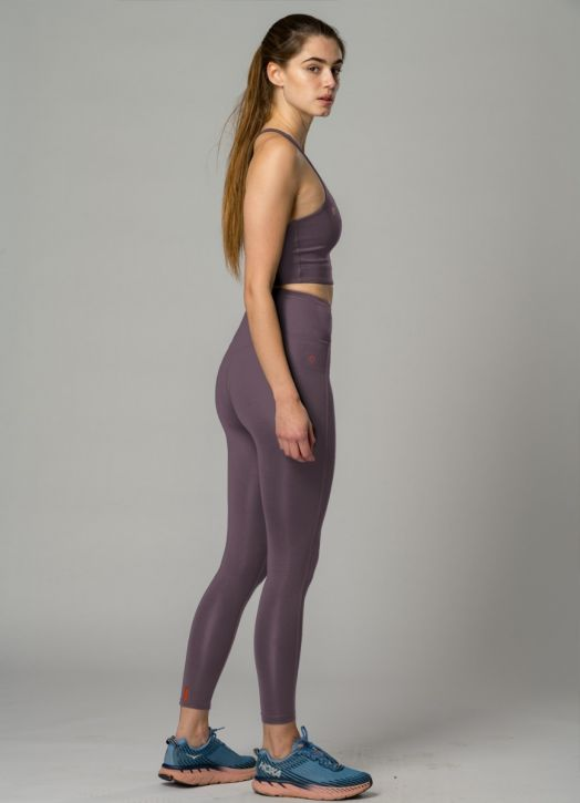 Women's EcoLayer Leggings Mauve