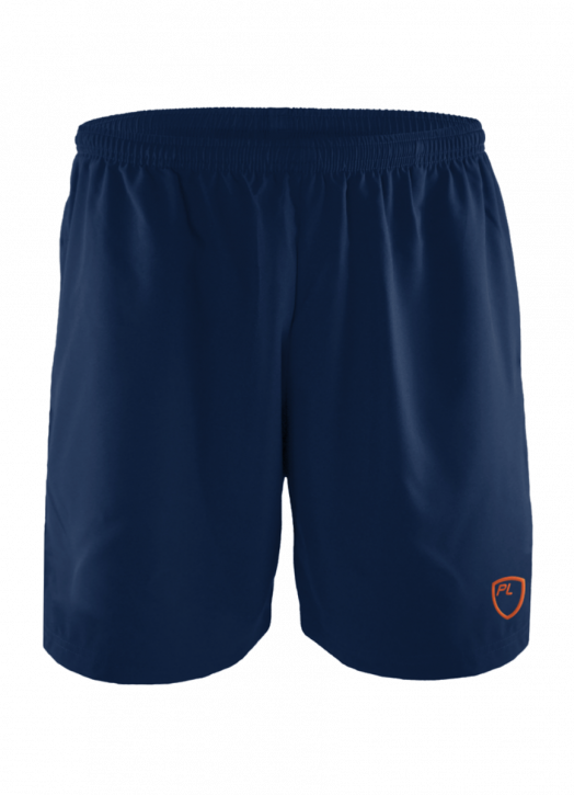 Junior Blitz Field Shorts Navy Blue