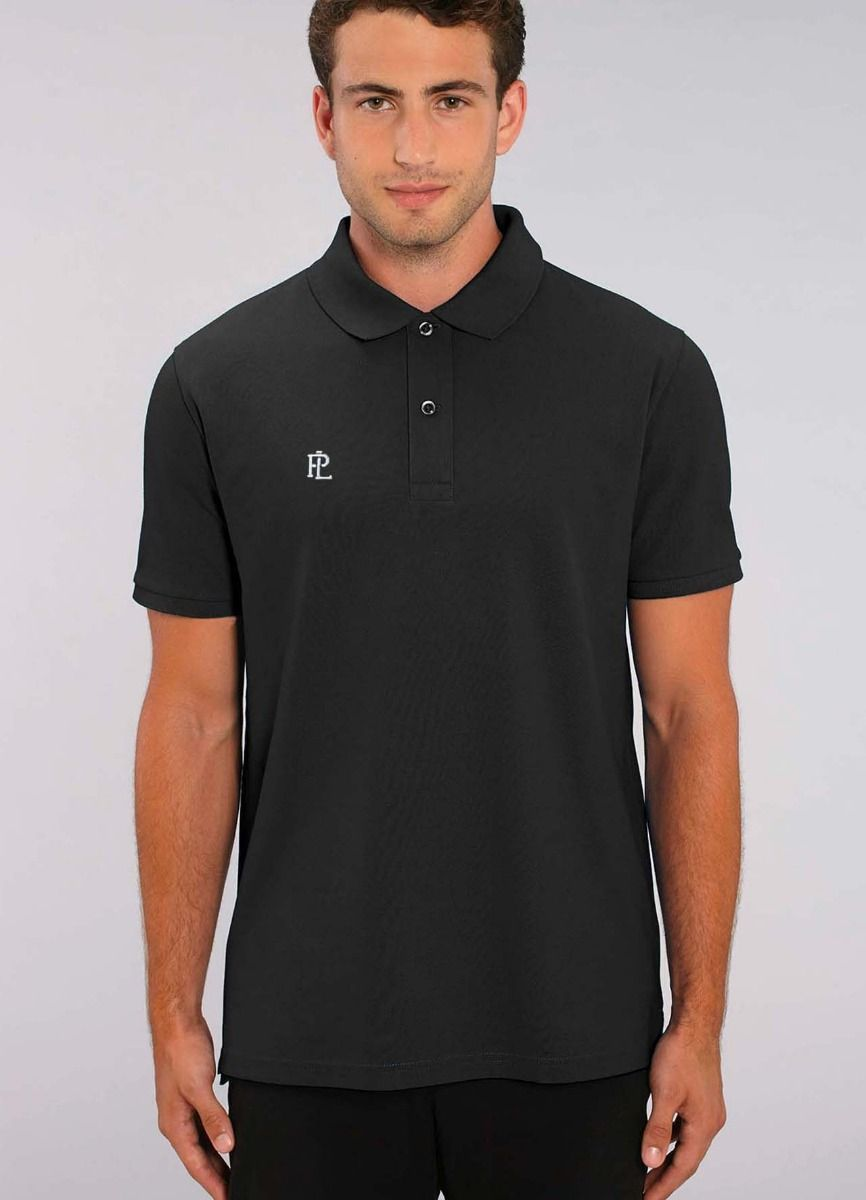 Men's EcoLayer Polo Black