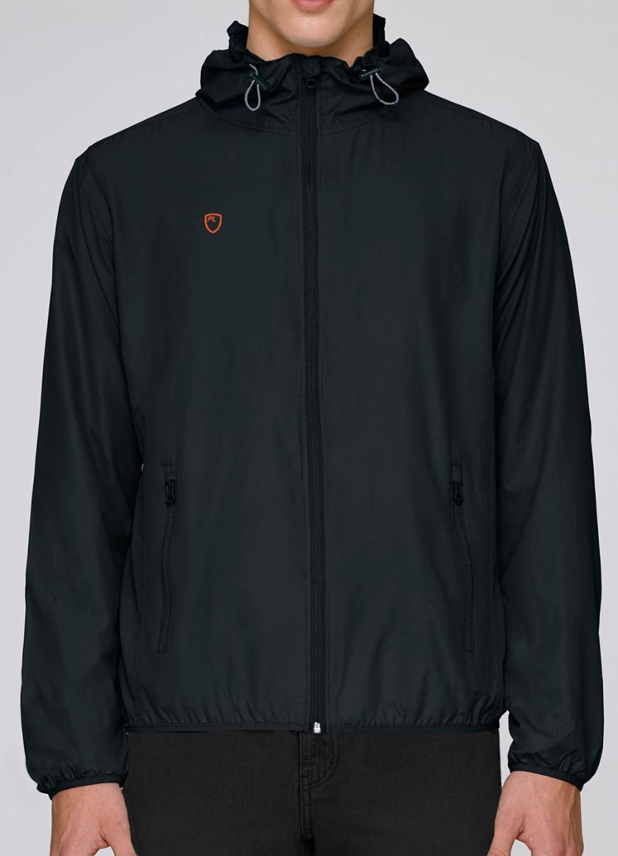 Men's EcoLayer Splash Jacket Black