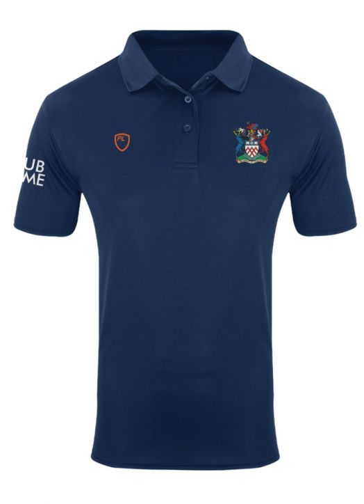 Men's VictoryLayer Polo Navy Blue