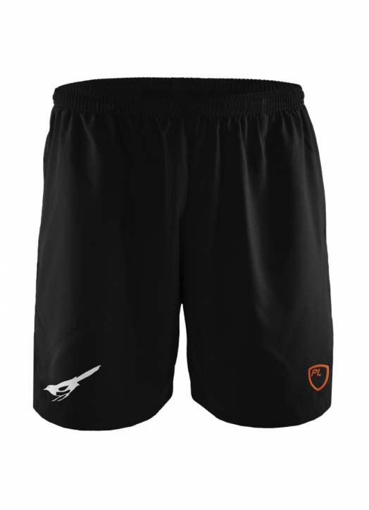 Men's Blitz Field Shorts Pockets Black
