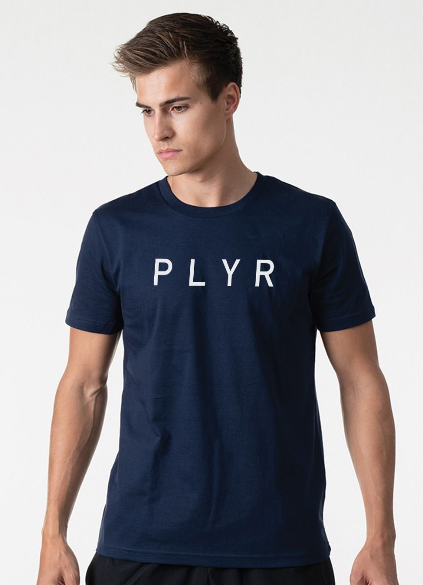 Men's EcoLayer Tee Navy Blue