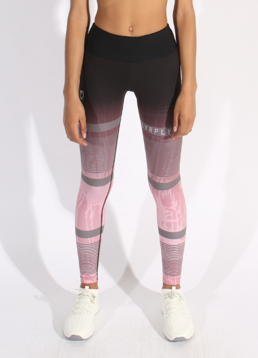 Women's VS Leggings Pink