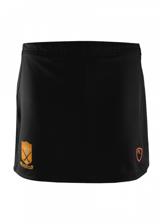 Women's PL Skort Black