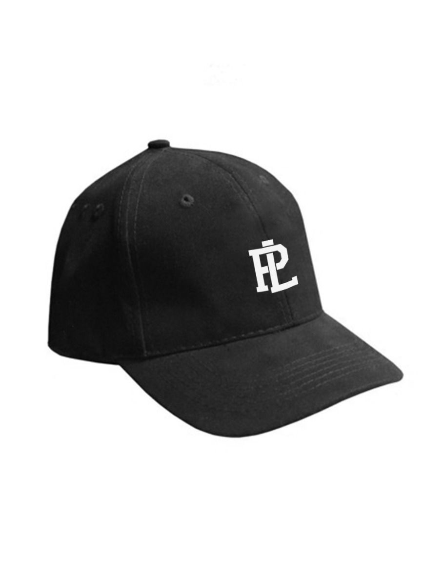 Coaches Cap Black PL
