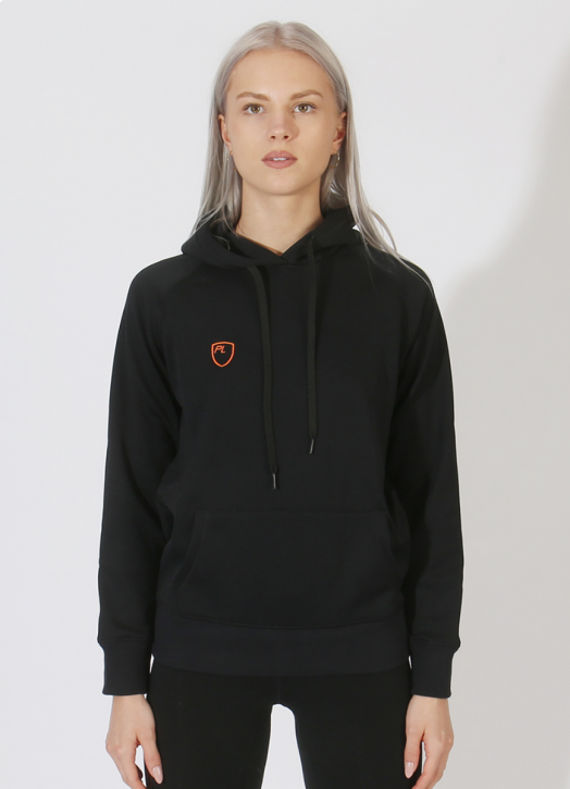 Women's Weather Hoodie Black