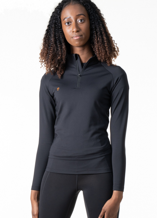 Women's EcoLayer Midlayer Black