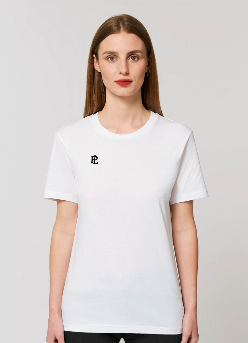 Women's PlayerLayer Tee White