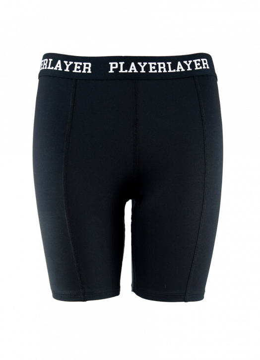 Girls' BaseLayer Shorts Black