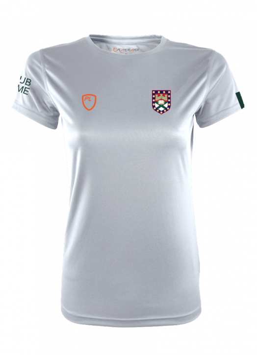 Women's VictoryLayer Tee White
