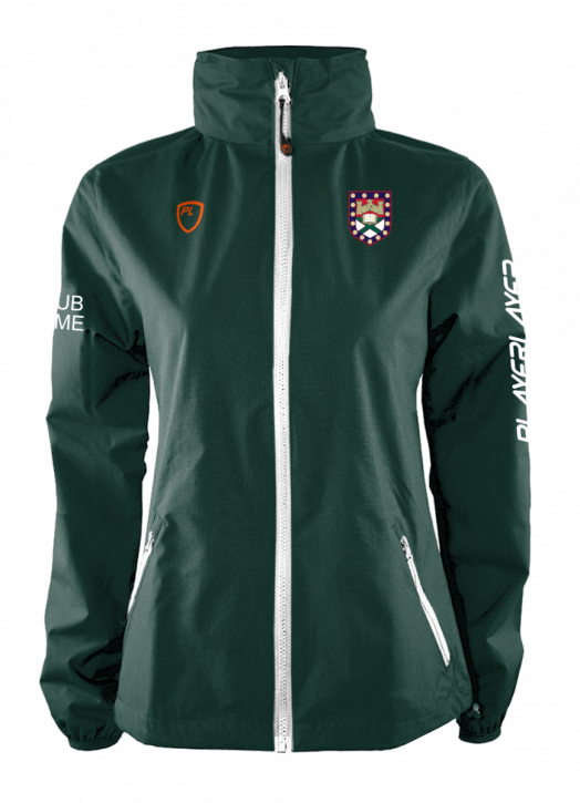 Women's WeatherLayer Jacket Forest Green
