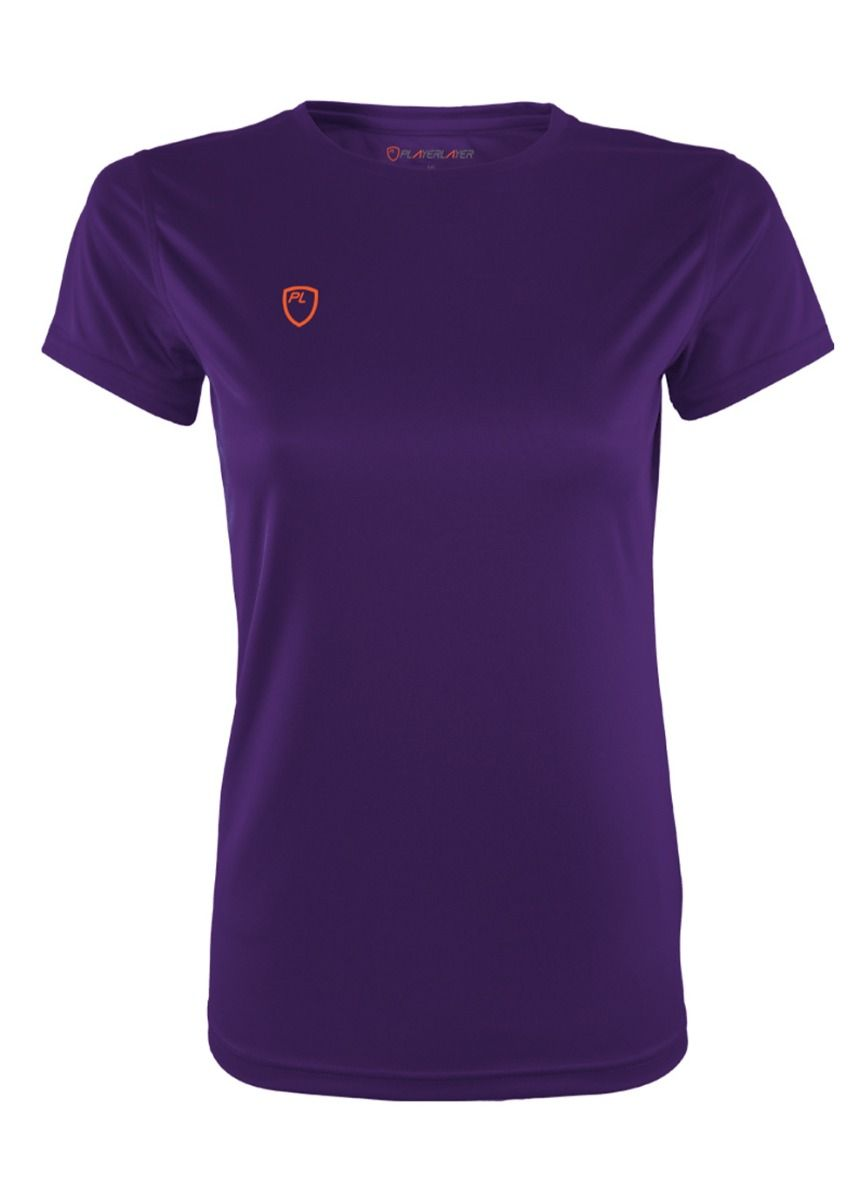 Women's Victorylayer Tee Purple
