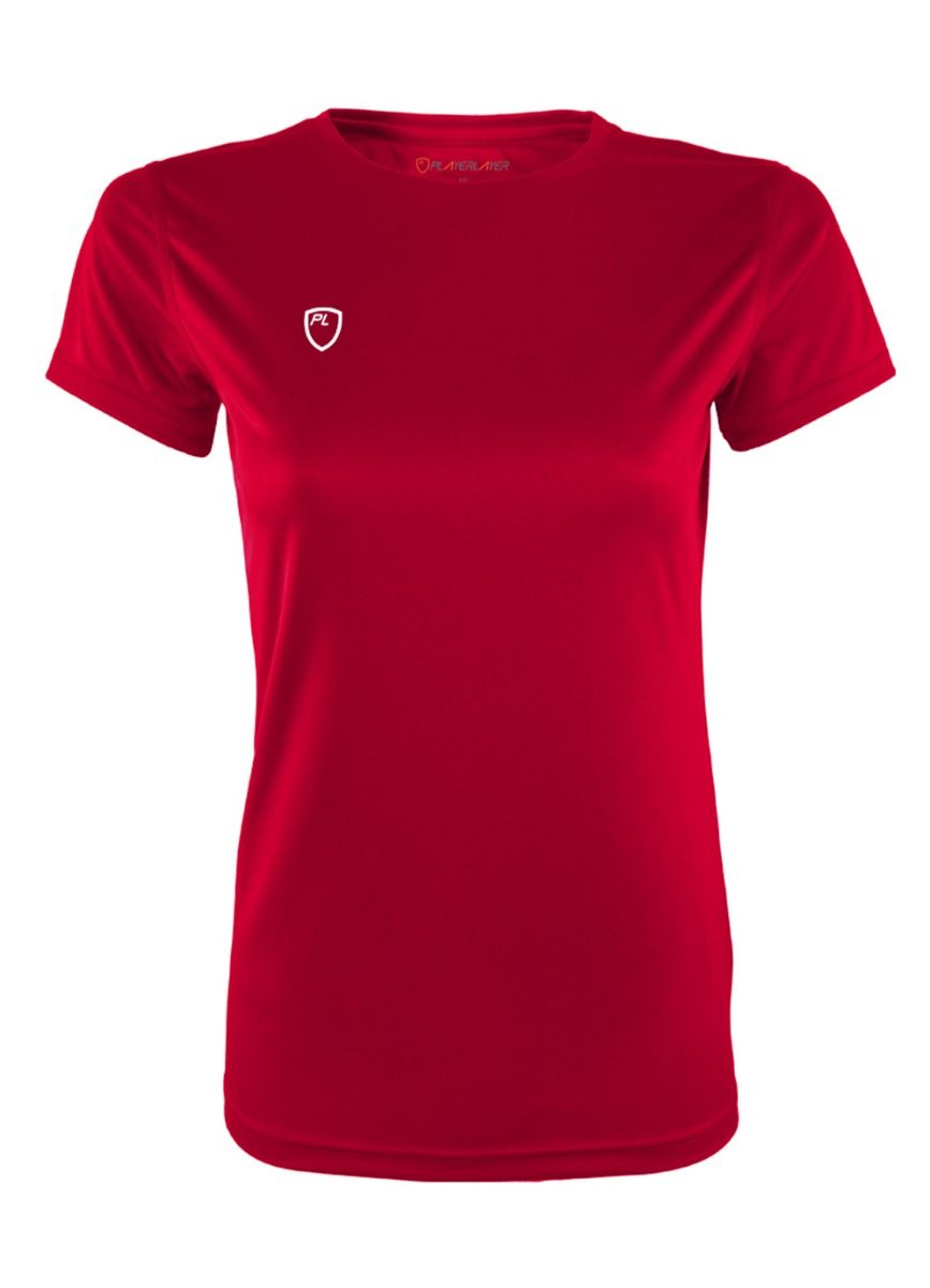Women's VictoryLayer Tee Scarlet Red