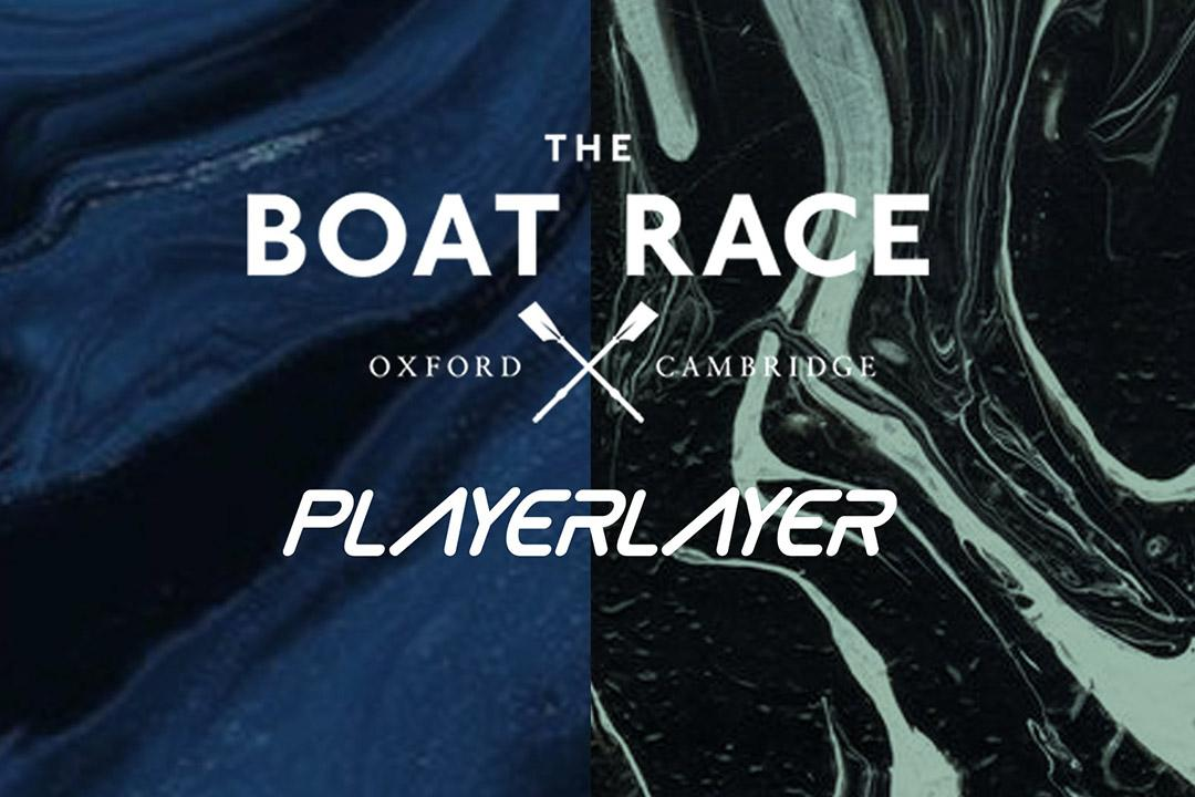 The Boat Race X PlayerLayer