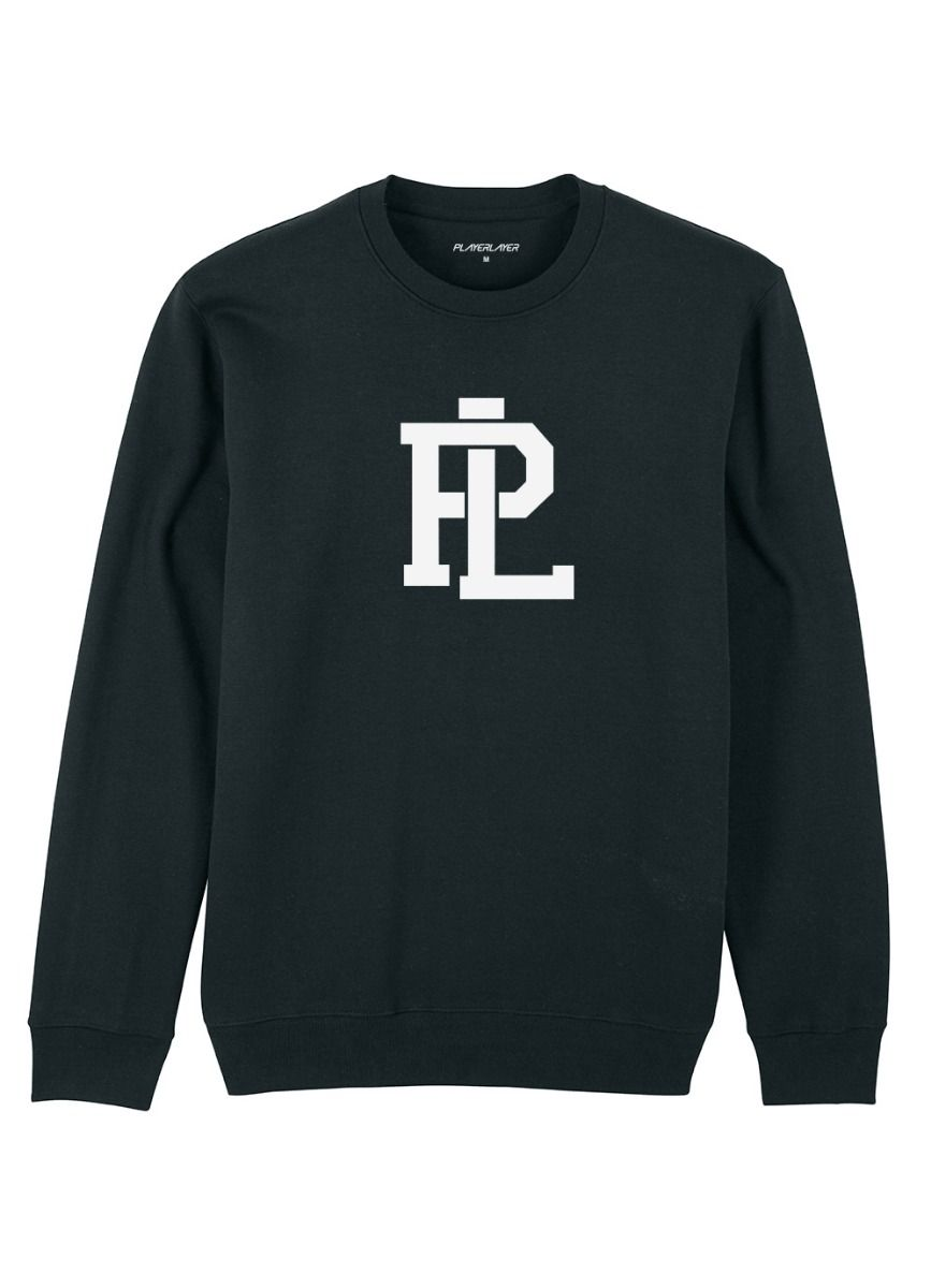 EcoLayer Sweatshirt Black