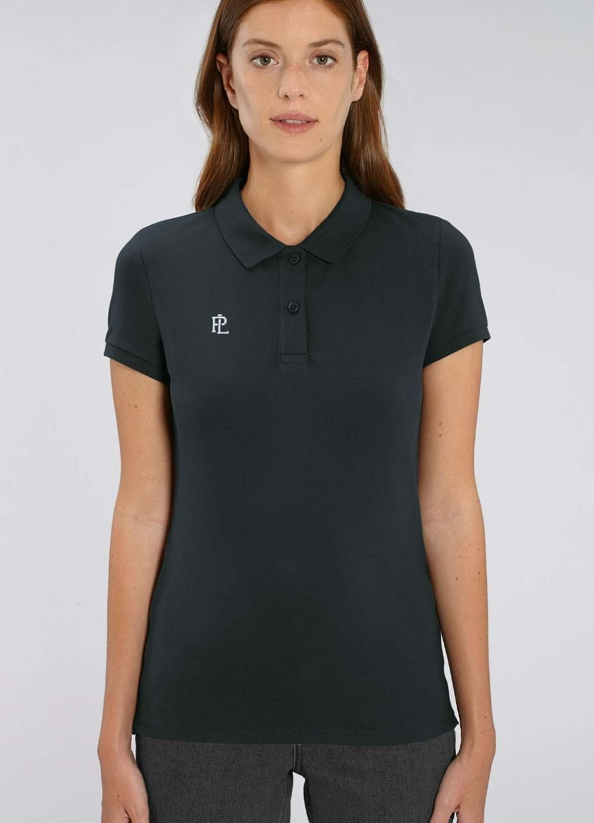 Women's EcoLayer Polo Black